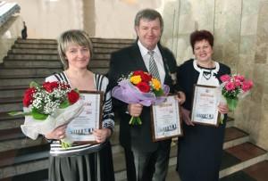 В Верхнедвинске — трое лауреатов звания «Человек года Витебщины»