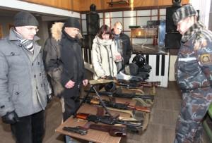 К 95-летию белорусской милиции