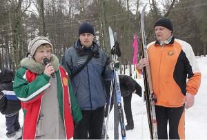 В Верхнедвинске прошел праздник «Белорусская лыжня»