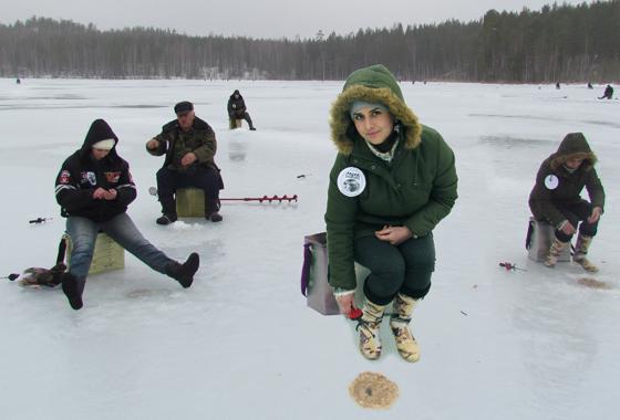 конкурс на лучшего рыболова