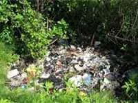 «Нате вам мой мусор!»