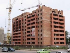 Как идёт строительство жилья?