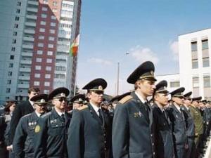 Академия и Могилевский высший колледж  МВД Республики Беларусь ждут курсантов!