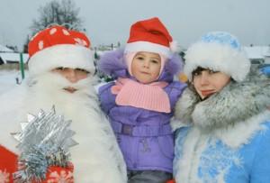 Подарим детям праздник