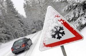 Дорога остаётся зимней