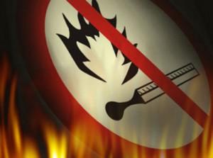 Пажары важна папярэдзіць