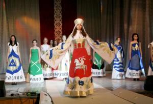В Верхнедвинске прошёл детский праздник искусств «Двина-Дзвіна-Daugava»