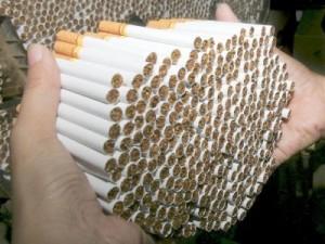 И снова сигареты