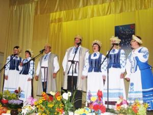 У Верхнядзвінскім раёне адбылося свята «Збіраем зорны карагод»