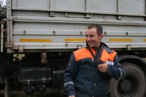 Волынецкий водитель победил в областном конкурсе