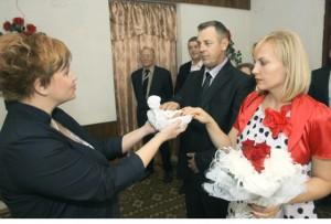 В Верхнедвинске проводят свадьбы по фольклорному обряду