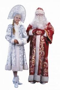 В гости к Деду Морозу