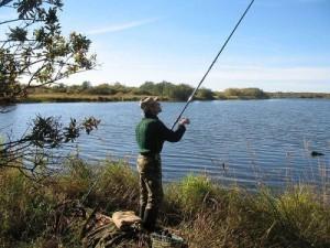 Где можно ловить рыбу?