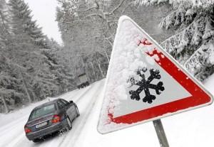 Как управлять автомобилем зимой
