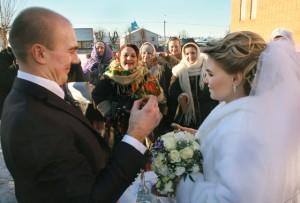 В Верхнедвинске свадьбы проводятся в народных традициях