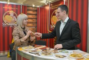 Верхнедвинские сыры отмечены золотой медалью в Москве