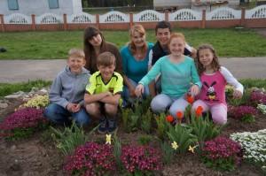 В верхнедвинских домах семейного типа дети нашли заботу и любовь