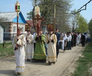 О проведении Крестного хода