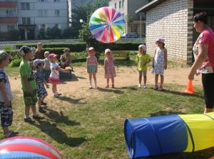 Для оздоровления малышей в детских садах ищут новые возможности
