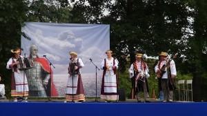 Верхнедвинский коллектив тепло принимали в Гдове