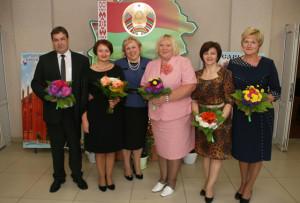 У Верхнядзвінску пабывалі настаўнікі з Латвіі