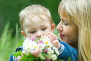 Какое счастье — быть мамой!..