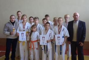 Клуб «Витязь» отметил юбилей новыми победами