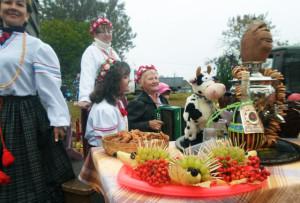 Самымі актыўнымі ўдзельнікамі свята сталі работнікі КУВСГП «Асвейскі».