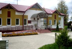 Агрогородок Кохановичи радует обновленными зданиями.
