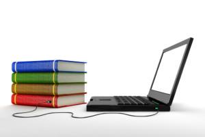 О работе библиотек можно узнать в интернете