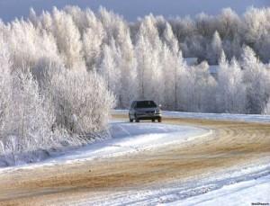 Внимание — зимняя дорога!