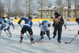 В Верхнедвинске пройдет праздник «Зима-2015»