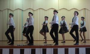 вокальная группа Освейской СШ