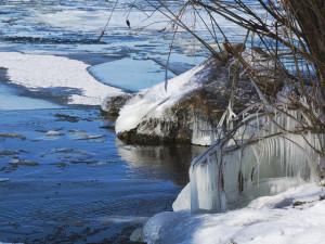 Выходить на лёд в марте недопустимо
