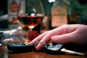 Когда на дороге встречаются пьяные, случается беда