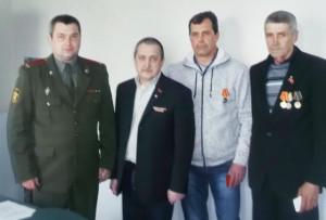 А. А. Ганус, В. В. Иванов,  В. Л. Кондратенок, Г. С. Бурак.
