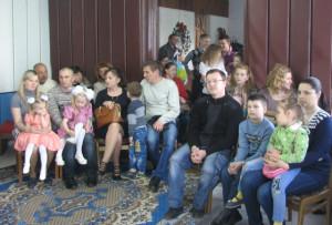В Верхнедвинске отметили День семьи