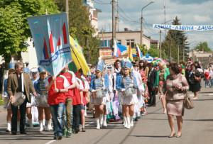 В Верхнедвинске прошёл праздник «Двина-Дзвiна-Daugava»