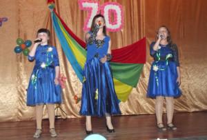 Трио Сарьянского СДК