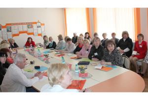 В Верхнедвинской гимназии прошёл областной семинар