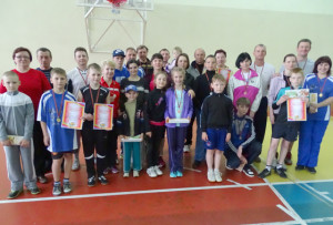В Верхнедвинске прошёл первый этап сельских спортивных игр