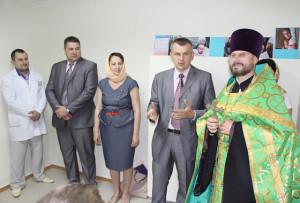 В ЦРБ открылся кабинет духовно-нравственного исцеления