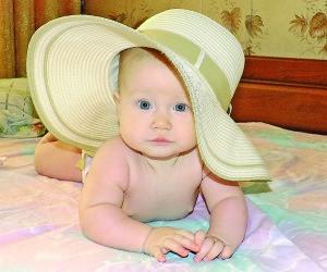 еперь мамина шляпа будет моей! Лиза Томашевич, г. Верхнедвинск.