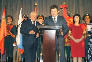 Верхнедвинский райисполком заключил Соглашение о сотрудничестве с Волоколамском