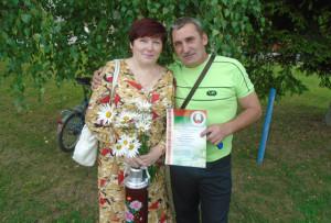 Ирина и Анатолий Хорахоркины.