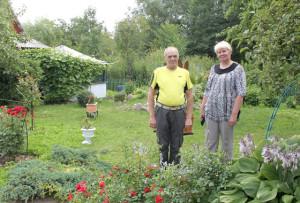 Светлана и Валерий Дашкевичи.