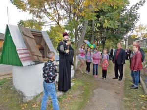 В Боровке прошёл праздник колодца
