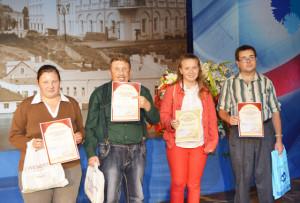 Воспитанники Верхнедвинского отделения молодых инвалидов победили в областном конкурсе