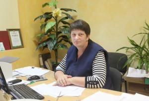 Заместитель главного бухгалтера В. М. Защеринская.