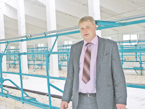 На заседании райисполкома обсуждён вопрос о готовности сельхозорганизаций к зимовке скота